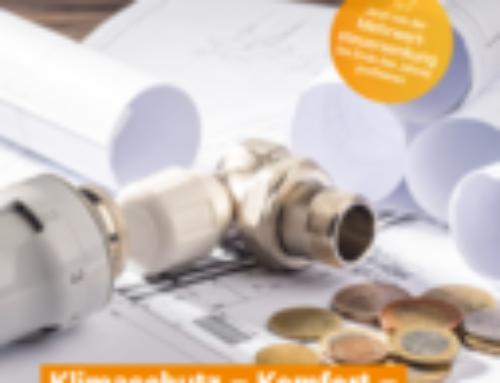 Neue Förderbroschüre: Förderkonditionen für das Heizen mit erneuerbaren Energien